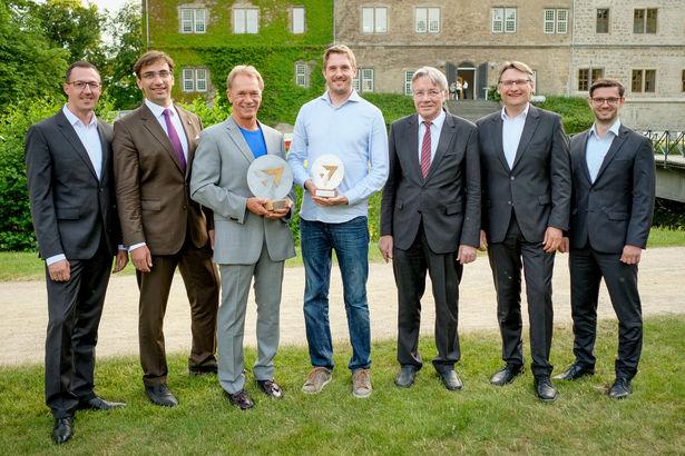 Dalibor Dreznjak, Sven Gabor Janszky, Bo Ewald, Alexander Rohr, Horst Zuse, Frank Fabian, Jan-Hendrik Klamt